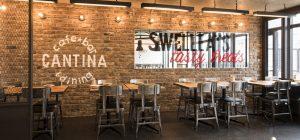 立川駅1分 本格パスタが美味しいイタリアン&スパニッシュのお店『CANTINA 立川店』の姉妹店、『CANTINA 志木店』の店内